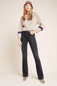 Anthropologie Joe's The Honey High-Rise Button-Fly