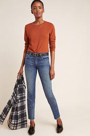 Anthropologie AMO Stix Mid-Rise Skinny Ankle Jeans
