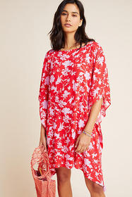 Anthropologie Anthropologie Nicola Tasseled Caftan