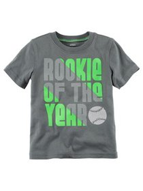 Carter's Rookie Of The Year Graphic Toddler Boy's