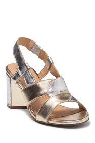 Seychelles Odds And Ends Block Heel Sandal
