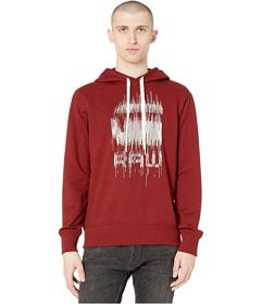 G-Star Graphic 8 Hooded Sweatshirt Long Sleeve