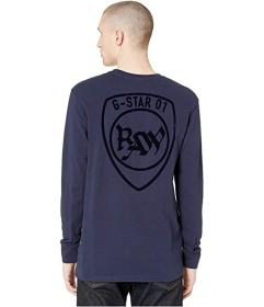 G-Star Graphic 10 R Tee Long Sleeve