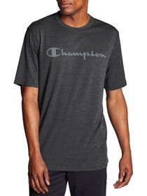 Champion Men's Double Dry Graphic Tee , up to Size