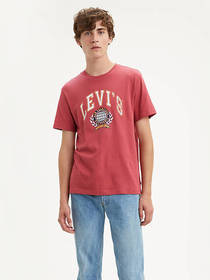 Levi's Graphic Crewneck Tee Shirt
