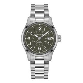 Hamilton Khaki Field H70595163 Men's Watch
