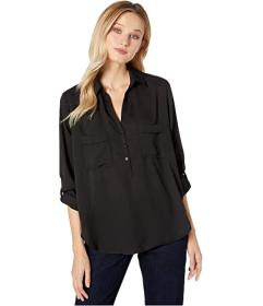 Stetson 3923 Poly Crepe Blouse