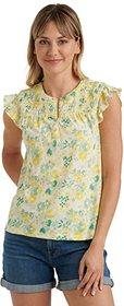 Lucky Brand Lucky Brand - Sleeveless Button-Up Smo