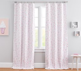 Pottery Barn Marley Blackout Curtain