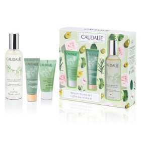 Caudalie Beauty Elixir Glow Perfecting Set (Worth