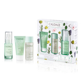 Caudalie Vinopure Natural Routine for Oily Skin Se