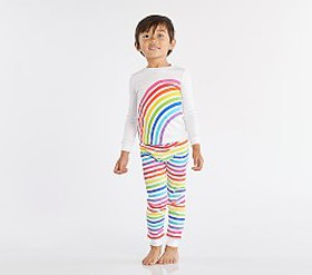 Pottery Barn FLOUR SHOP Stripe Tight Fit Pajama