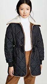 See by Chloe Quilted Parka