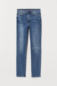 Shaping High Ankle Jeans