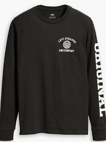 Levi's Long Sleeve Graphic Set-In Shirt