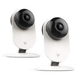 YI 4 Pack 1080p Home Camera with 2-Way Audio and 9