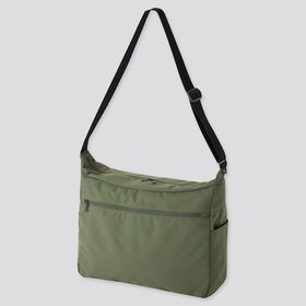 Shoulder Bag, Green, Medium