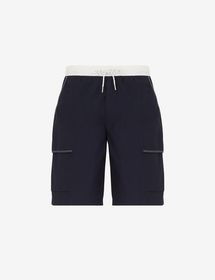 Armani COTTON BERMUDA SHORTS