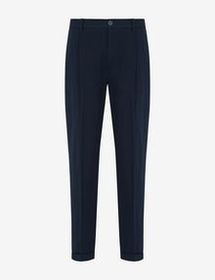 Armani COTTON SATIN TROUSERS
