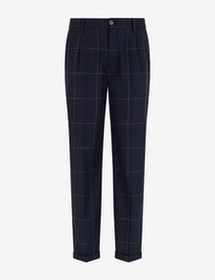 Armani DARTED TROUSERS