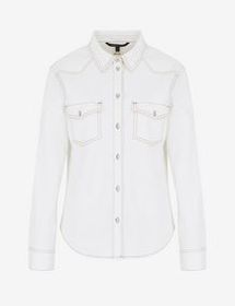 Armani White Denim