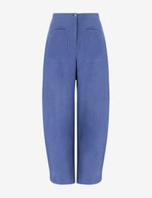 Armani MIXED-VISCOSE TROUSERS