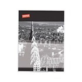 Staples Sign Holder, 8.5 x 11, Clear Plastic (5312