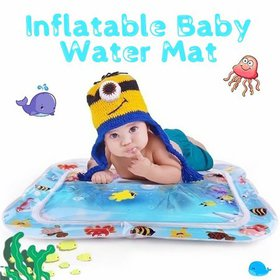 Inflatable Baby Water Mat Fun Activity Play for Ch