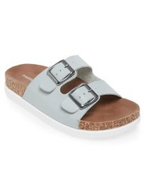 Madden Girl Goldiie Footbed Sandal (Women's)