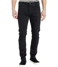 G-Star D-Staq Pop Five-Pocket Slim in Jet Black