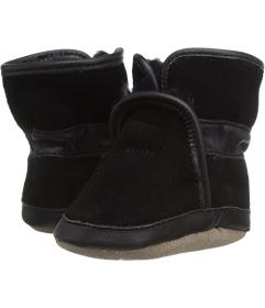 Robeez Cozy Ankle Bootie Soft Sole (Infant\u002FTo