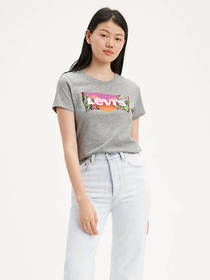 Levi's Levi's® Logo Perfect Graphic Tee Shirt