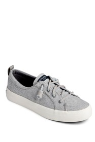 Sperry Crest Vibe Sparkle Stripe Line Sneaker