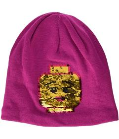 LEGO Kids Snow Beanie with Large Lego Girl (Little