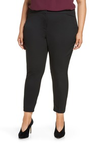 Halogen Straight Leg Trousers (Plus Size)