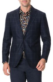 RODD AND GUNN Rewcastle Regular Fit Wool Blend Spo