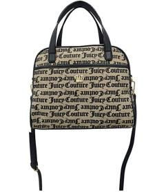 Juicy Couture Crown Royal Satchel