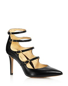 MARION PARKE - Women's Mitchell Strappy Leather Ma