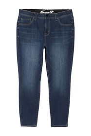 Seven7 High Rise Absolutely Skinny Jeans (Plus Siz
