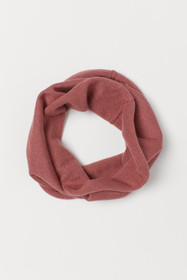 BABY EXCLUSIVE Silk-blend Tube Scarf