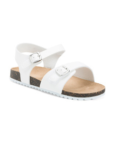 NINA Footbed Sandals (Toddler)