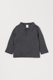 BABY EXCLUSIVE Silk-blend Sweater