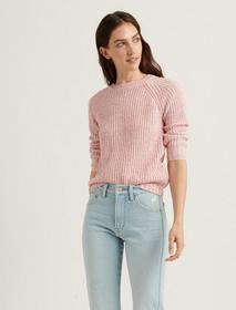 Lucky Brand Ellie Donegal Pullover Sweater