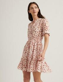 Lucky Brand Riley Mini Dress