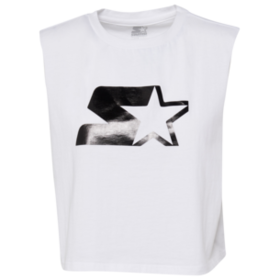 Starter Cropped Muscle Tank