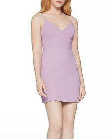 BCBGENERATION - Surplice Cami Cocktail Dress
