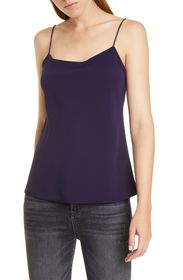 Theory Teah Crepe Tank Top