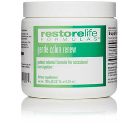 RestoreLife Formulas Gentle Colon Renew 10 Week Su