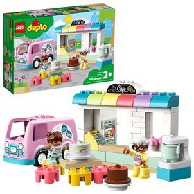 LEGO DUPLO Town Bakery 10928 Educational Building