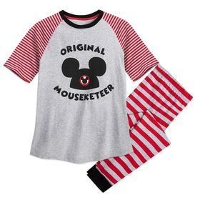 Disney Mickey Mouse ''Original Mouseketeer'' PJ Se